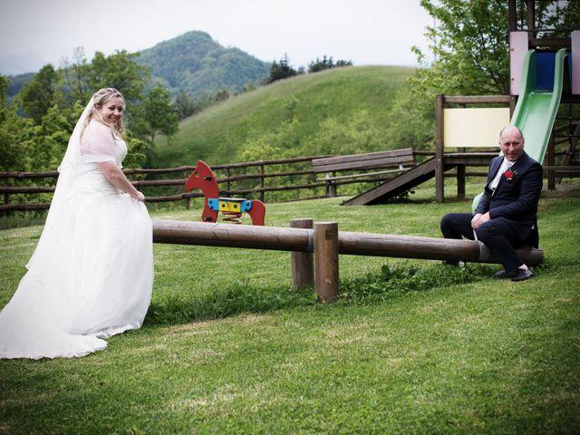 Il matrimonio di Isabella e Giuliano a Canossa, Reggio Emilia 40