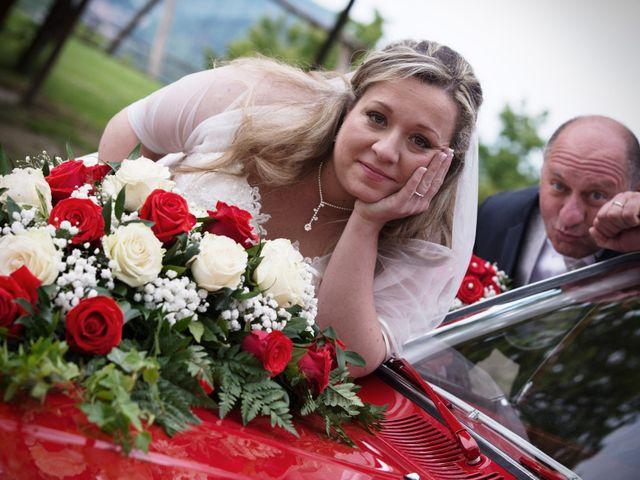 Il matrimonio di Isabella e Giuliano a Canossa, Reggio Emilia 41