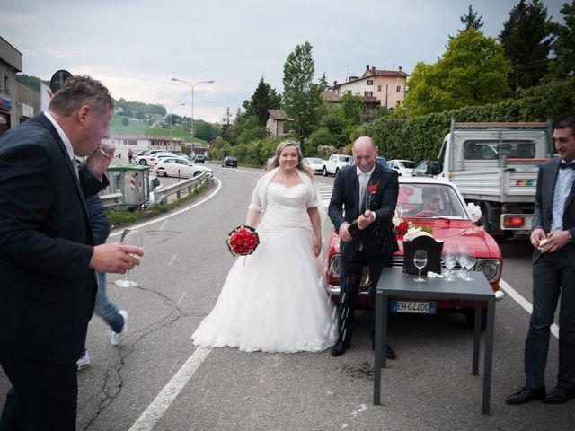 Il matrimonio di Isabella e Giuliano a Canossa, Reggio Emilia 43