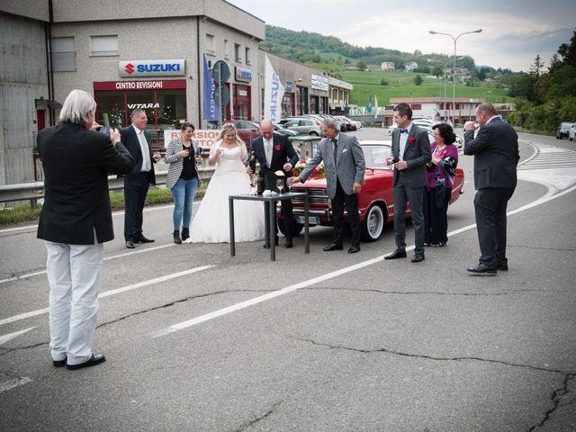 Il matrimonio di Isabella e Giuliano a Canossa, Reggio Emilia 44