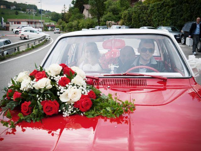 Il matrimonio di Isabella e Giuliano a Canossa, Reggio Emilia 45