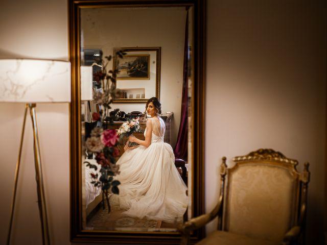 Il matrimonio di Federica e Simone a Castel Sant'Elia, Viterbo 8