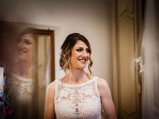 Il matrimonio di Federica e Simone a Castel Sant'Elia, Viterbo 15