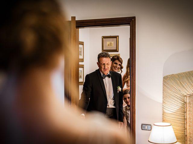 Il matrimonio di Federica e Simone a Castel Sant'Elia, Viterbo 16