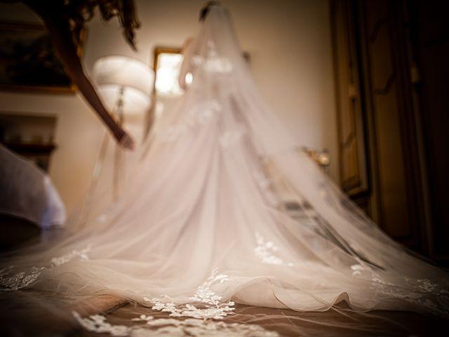 Il matrimonio di Federica e Simone a Castel Sant'Elia, Viterbo 18