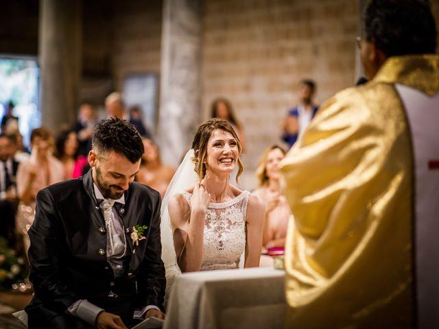 Il matrimonio di Federica e Simone a Castel Sant'Elia, Viterbo 36