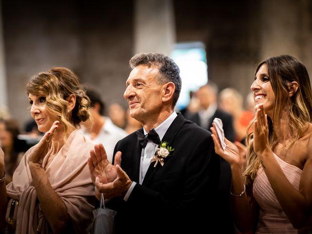 Il matrimonio di Federica e Simone a Castel Sant'Elia, Viterbo 46
