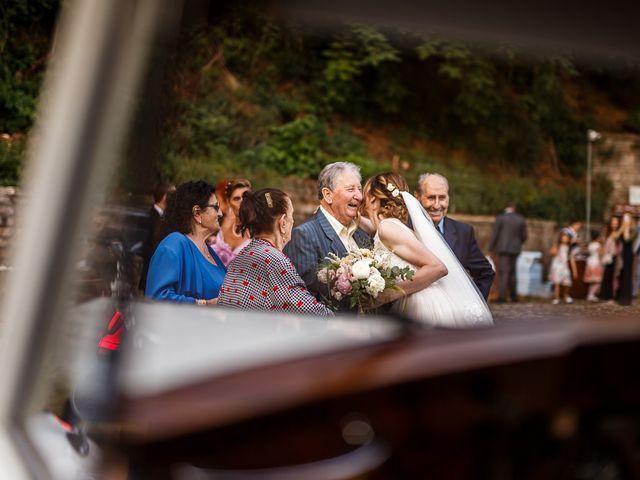 Il matrimonio di Federica e Simone a Castel Sant'Elia, Viterbo 50