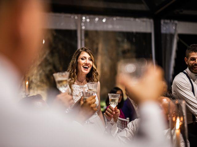 Il matrimonio di Federica e Simone a Castel Sant'Elia, Viterbo 63