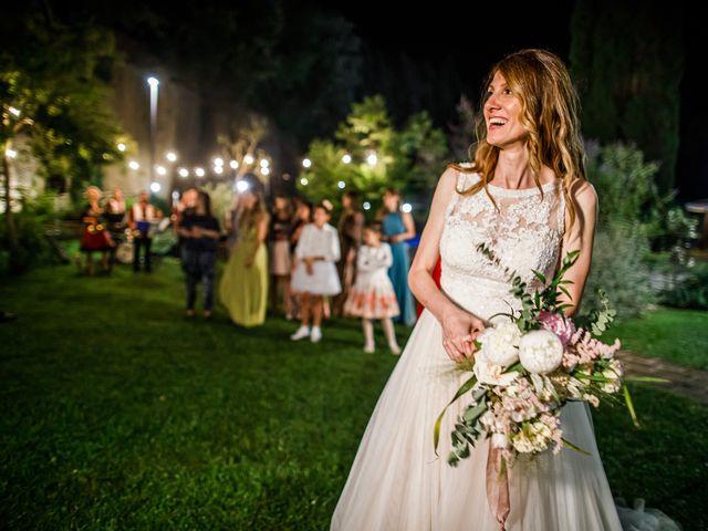 Il matrimonio di Federica e Simone a Castel Sant'Elia, Viterbo 66