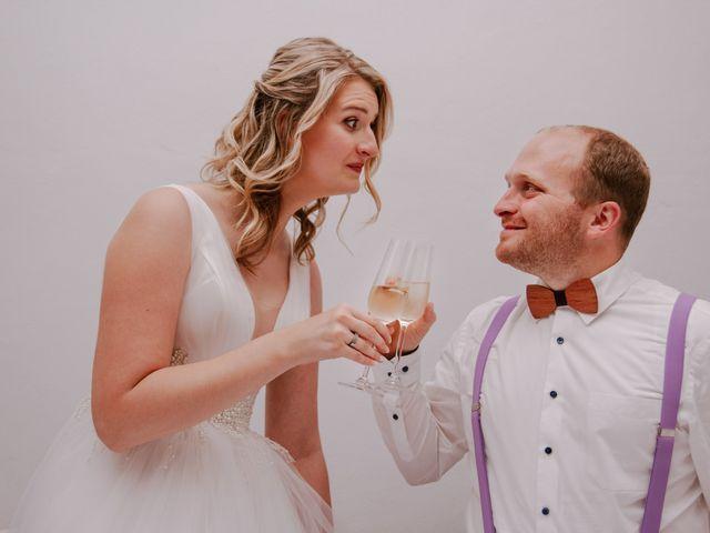 Le nozze di Aneta e David
