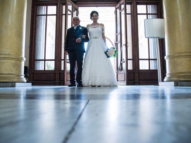Il matrimonio di Nino e Ramona a Bagnara Calabra, Reggio Calabria 13