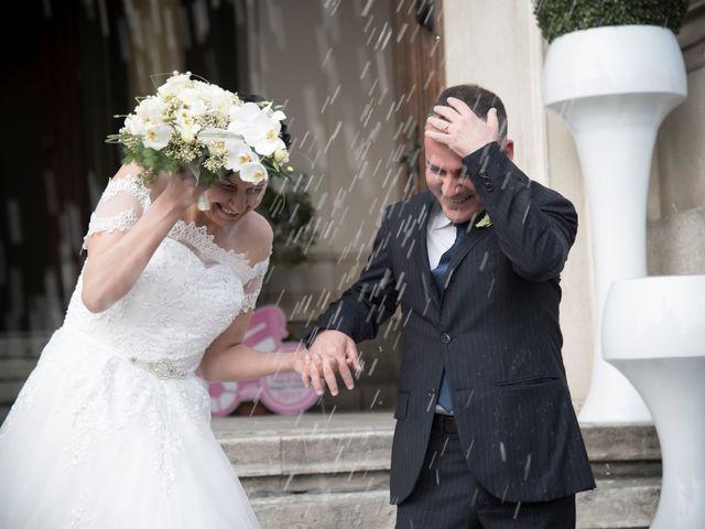 Il matrimonio di Nino e Ramona a Bagnara Calabra, Reggio Calabria 18