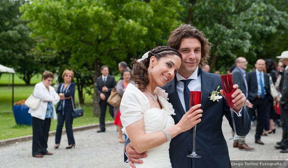 Il matrimonio di Mattia e Rosy a Misano di Gera d'Adda, Bergamo