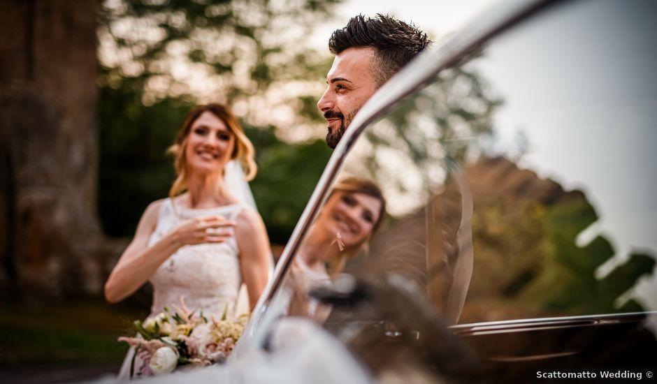 Il matrimonio di Federica e Simone a Castel Sant'Elia, Viterbo