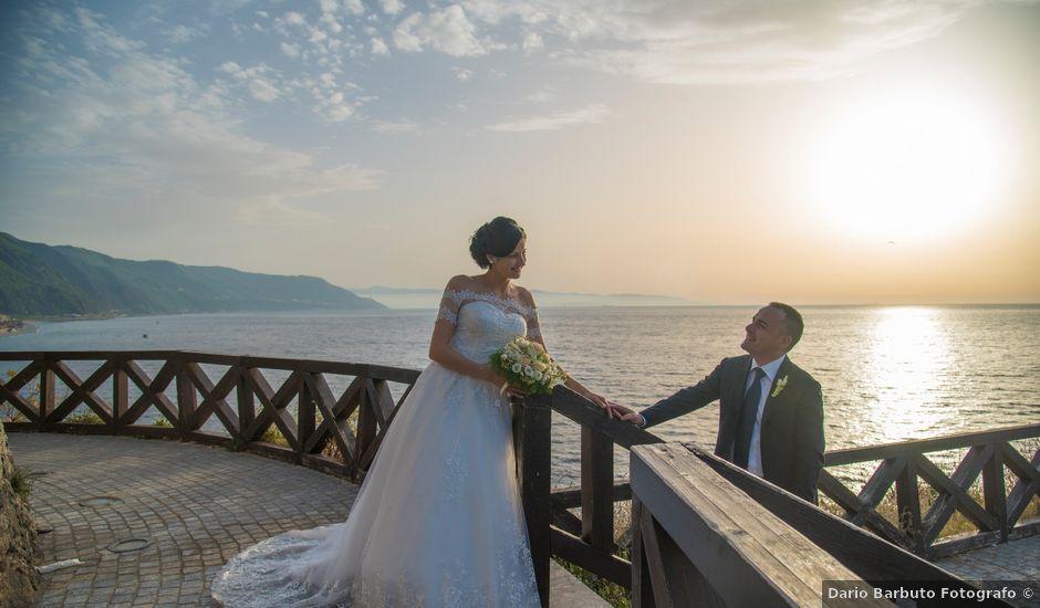 Il matrimonio di Nino e Ramona a Bagnara Calabra, Reggio Calabria