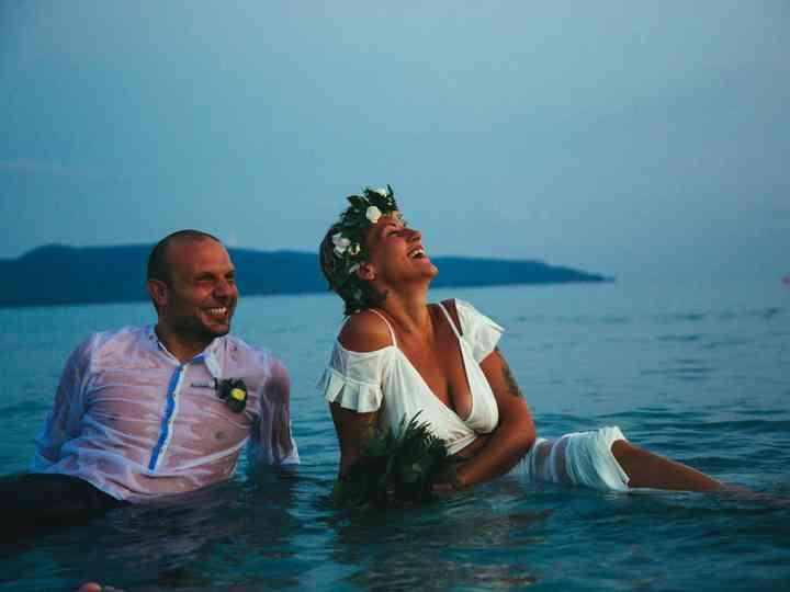 le nozze di Marika e Manuele