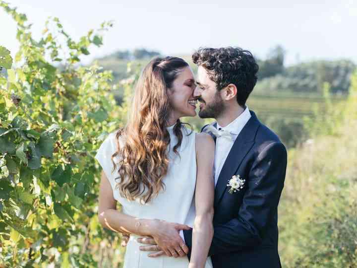 Le nozze di Monique e Jacopo