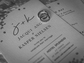 Le nozze di Jacqui e Kasper 1