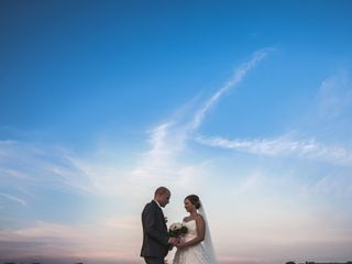 Le nozze di Melania e Roberto
