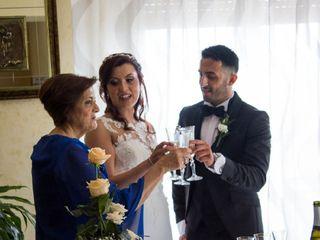 Le nozze di Francesca Maria  e Vittorio
