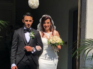 Le nozze di Francesca Maria  e Vittorio 1