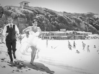 Le nozze di Martina e Sauro