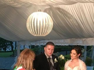 Le nozze di Aurora  e Giuseppe  1