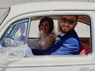 Le nozze di Erika e Carlo