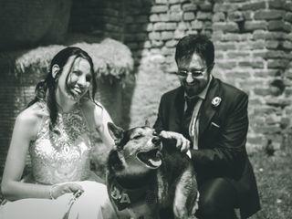 Le nozze di Alessandra e Dario