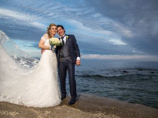 Le nozze di Jessica e Gabriele