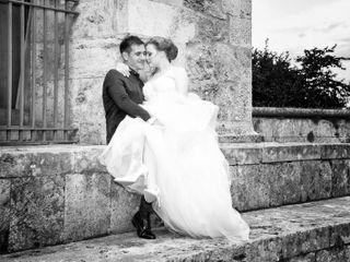 Le nozze di Jessica e Emiliano