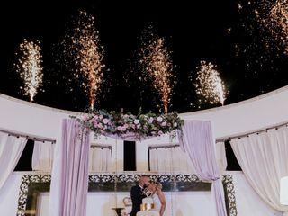 Le nozze di Leslie e Oliver