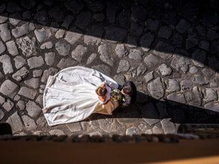Le nozze di Giulio e Simona