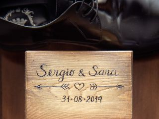Le nozze di Sergio e Sara 1