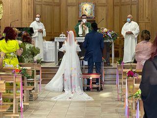 Le nozze di Angela e Momo