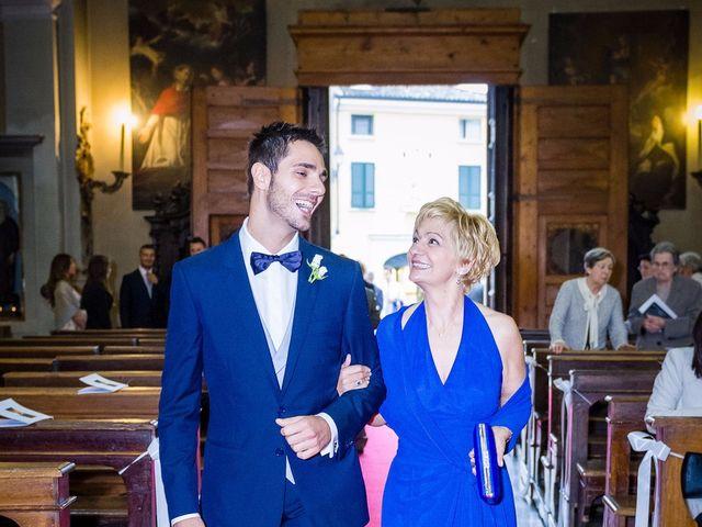Il matrimonio di David e Veronica a San Secondo Parmense, Parma 21