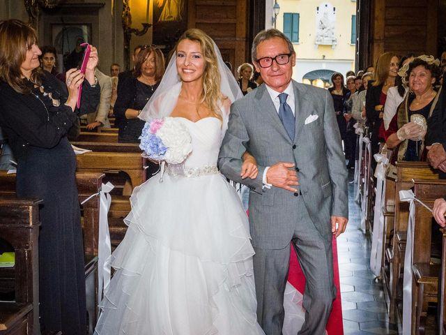Il matrimonio di David e Veronica a San Secondo Parmense, Parma 27