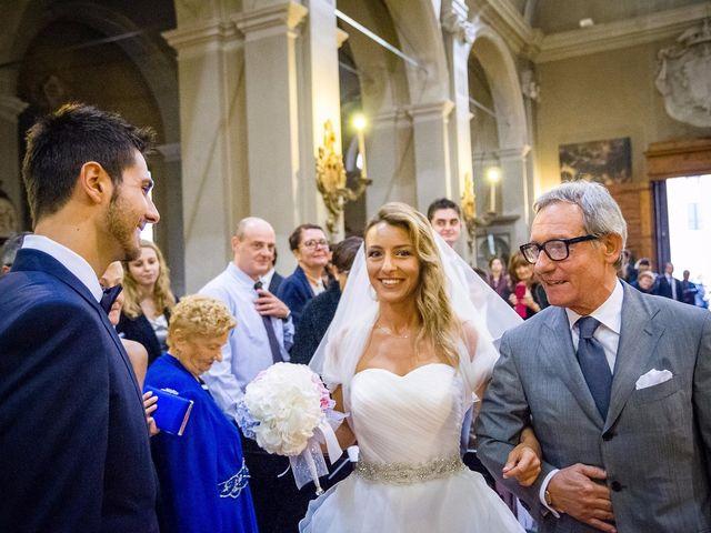 Il matrimonio di David e Veronica a San Secondo Parmense, Parma 28