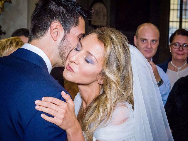 Il matrimonio di David e Veronica a San Secondo Parmense, Parma 29