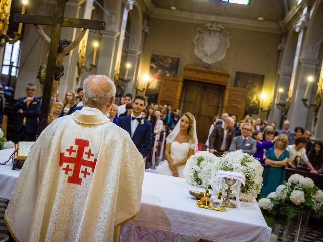 Il matrimonio di David e Veronica a San Secondo Parmense, Parma 30