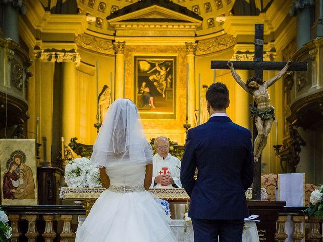Il matrimonio di David e Veronica a San Secondo Parmense, Parma 31