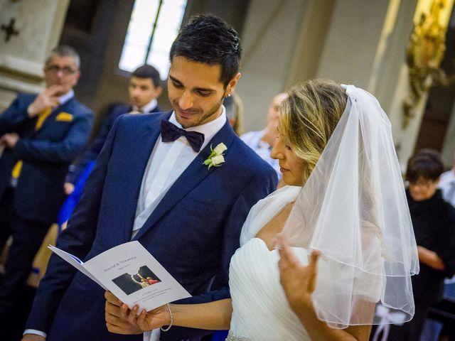 Il matrimonio di David e Veronica a San Secondo Parmense, Parma 33