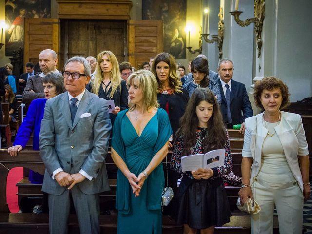 Il matrimonio di David e Veronica a San Secondo Parmense, Parma 35