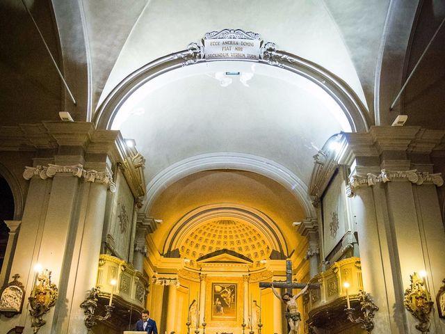Il matrimonio di David e Veronica a San Secondo Parmense, Parma 36