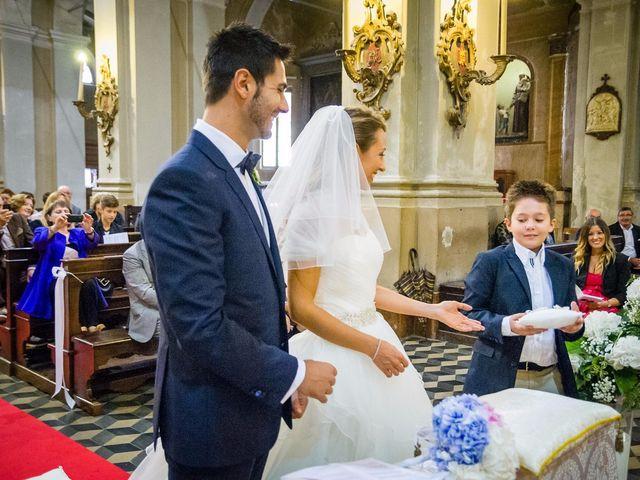 Il matrimonio di David e Veronica a San Secondo Parmense, Parma 40