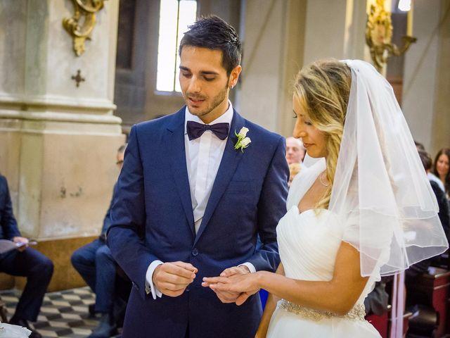 Il matrimonio di David e Veronica a San Secondo Parmense, Parma 41