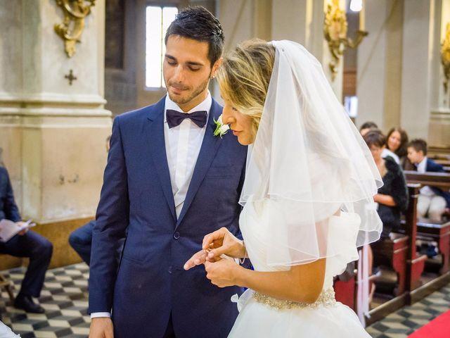 Il matrimonio di David e Veronica a San Secondo Parmense, Parma 43