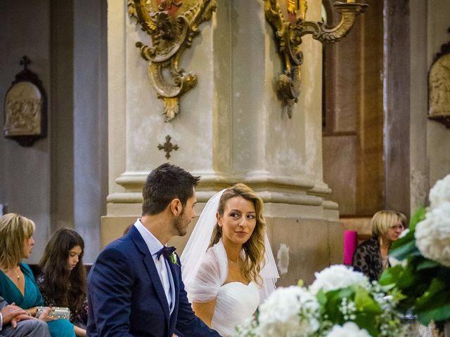 Il matrimonio di David e Veronica a San Secondo Parmense, Parma 44