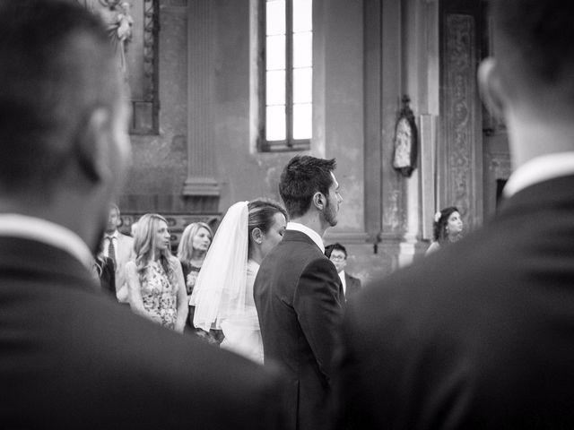 Il matrimonio di David e Veronica a San Secondo Parmense, Parma 45